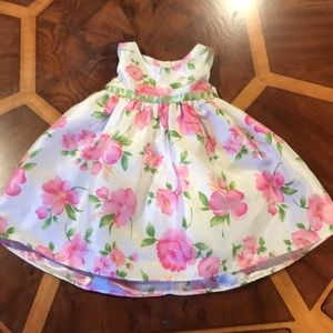 Other - 12 month girl tulle dress- floral